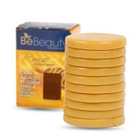 be beauty yellow warm wax in disk