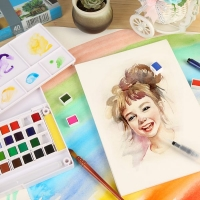 Water colors 4