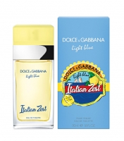 DOLCE AND GABBANA LIGHT BLUE ITALIAN ZEST 100ML