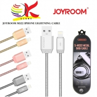 JOYROOM S-M322 Metal iphone Cable Fast Charging