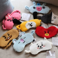 BT21 Plush Eye Mask