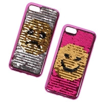 Cover Plastic with two different faces for iphone 7