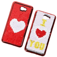 Cover Plastic with two different faces for Samsung J7 Prime