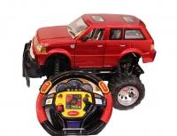 The Land Rover game Car