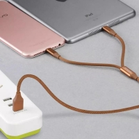 Dual charging cable m13