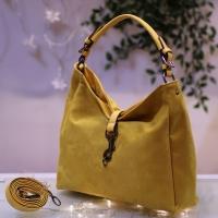 Large velvet shoulder bag Turkish origin