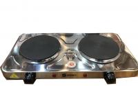 steel double hot plate