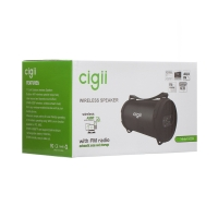 Cylindrical Wireless Bluetooth Speaker F61 Cigii S22B