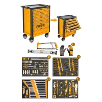 162 piece tool chest set