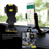Phone Car Holder With All Round Rotation WK  Wa-S04