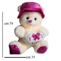 Cotton teddy bears