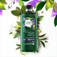 herbal essences shampoo with cucumber   green tea 400 ml