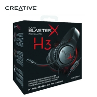 CREATIVE HEADSET SOUND BLASER H3