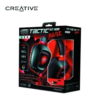 CREATIVE HEADSET GAMING USB TACTIC3D RAGE