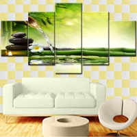 Panel sequential and attractive and distinctive  shape 5pcs