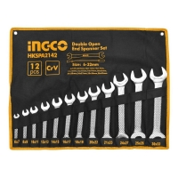 INGCO Double open end spanner set