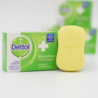 DETTOL ORIGINAL ANTIBACTERIAL SOAP DAILY PROTECTION 65g x 4