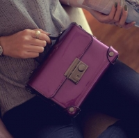 Leather Box BAG Women