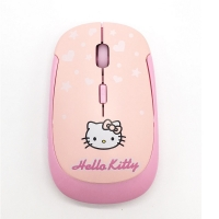 Wireless Mouse is Hello Kitty