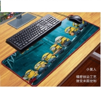 Mouse and Keyboard Pad minions