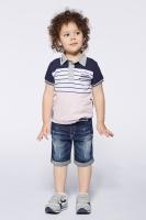 Sete children aged 1 to 4 years