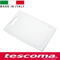 CHOPPING BOARD RECT. CM 40x16 GREEN  COSMO