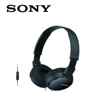 SONY HEADPHONE MDR-ZX110AP