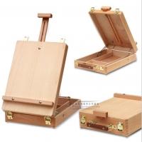 Wooden drawing bag