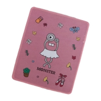 Mouse pad pink shape