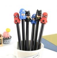 Pen Blue Blue Spiderman Captain Batman Batman 0.5 mm