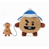 BT21 Winter SHOOKY Plush Doll
