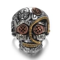 Men s Ring - Large Skull