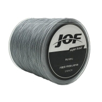 Fixed and durable JOF fishing lines