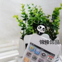 Medallion Phone Panda Shape