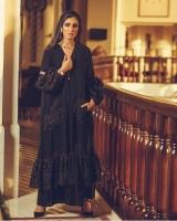 Women Mantle details Laces