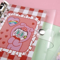 Notebook girl tartralium diary cute carton