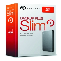 SEAGATE HD 2TB 2.5  BACKUP PLUS SILVER