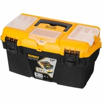 Cantilever case toolbox 17