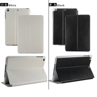 Slim Leather Smart Case for Apple iPad Mini