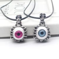 Men s eye necklace