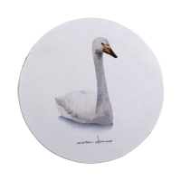 Mouse pad Swan