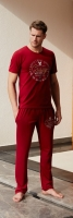 Men's pajama 3 pieces Feyza brand
