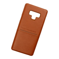 Leather cover with wallet for Samsung NOTE 9