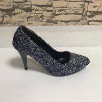 Weman shoes heel