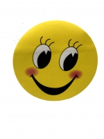 Smile notes paper