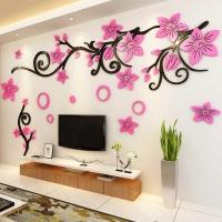 3D wall sticker 230   133 cm