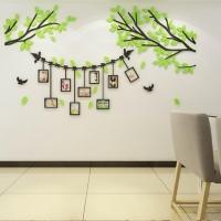 3D wall sticker 180   86 cm