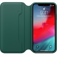 iPhone X / XS Leather Folio