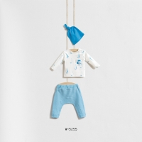 Baby clothes from 3 to 24 months