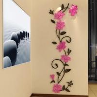 3D wall sticker 150   48 cm